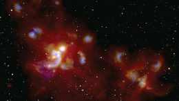 SOFIA Captures Cosmic Light Show of Star Formation