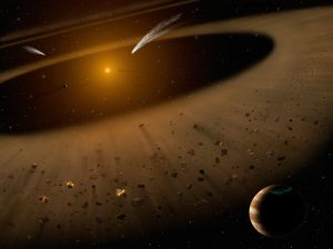 SOFIA Confirms Nearby Epsilon Eridani Planetary System is Similar to Our Own