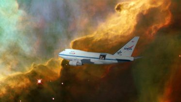 SOFIA Captures First Clear View of a Boiling Cosmic Cauldron Where Stars Are Born