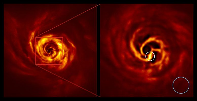 SPHERE Images of the AB Aurigae System