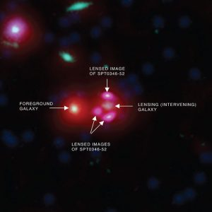 SPT 0346-52 Churning Out Stars at Remarkable Rate