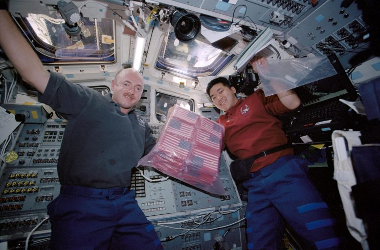 STS-108 Astronauts