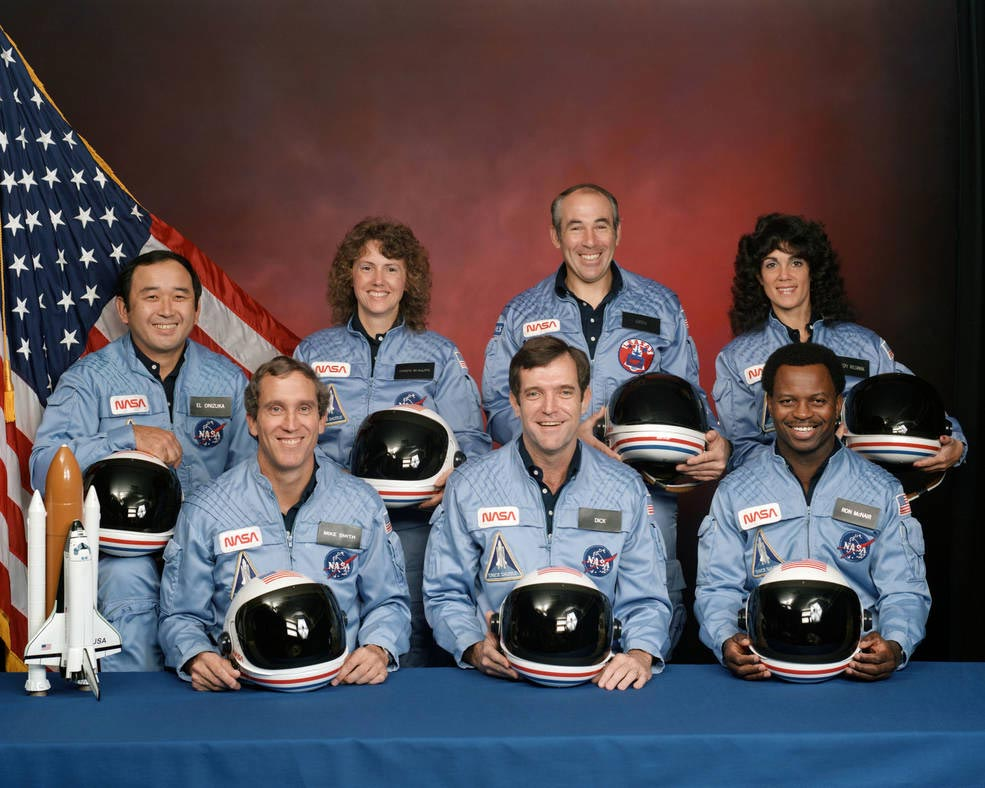 35 Years Ago: Remembering Space Shuttle Challenger and Her Crew