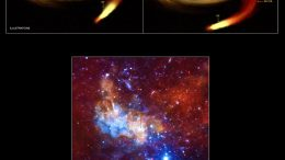 Sagittarius A Black Hole Shows Signs of Increased Chatter