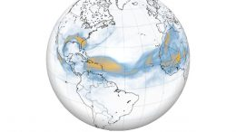 Saharan Dust Cloud June 27 2020