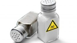 Salt Warning