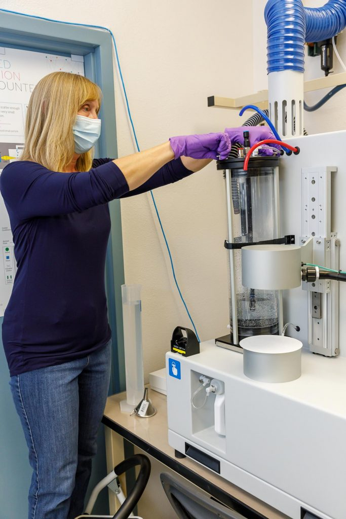 Sandia Labs Respirator Research