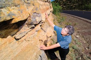Sandia modeling study contradicts a long-held belief of geologists