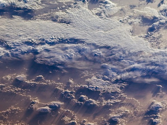 Satellite Finds Earth's Clouds are Getting Lower