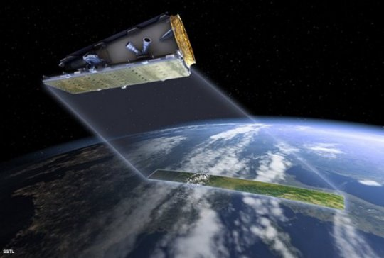 New Radar Satellite Can See Through Thick Clouds