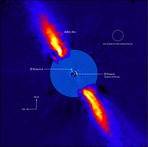 Satellites Reveal the Mass of an Infant Exoplanet