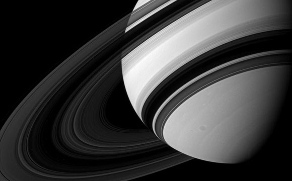 Saturn's B Rings Less than Meets the Eye
