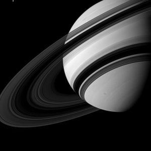 Saturn's Rings Less than Meets the Eye