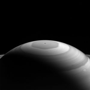 Saturn's 'Watercolor' Swirls