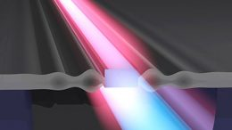 Scientists Amplify Light Using Sound on a Silicon Chip