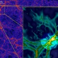 Scientists Capture First Image of Cosmic Web Filaments