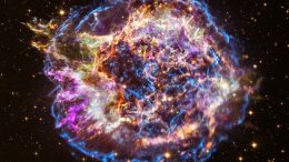 Scientists Create Virtual Reality Display of Supernova