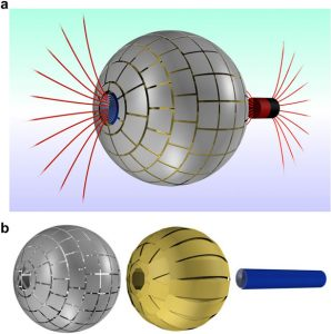 Scientists Create a Magnetic Wormhole