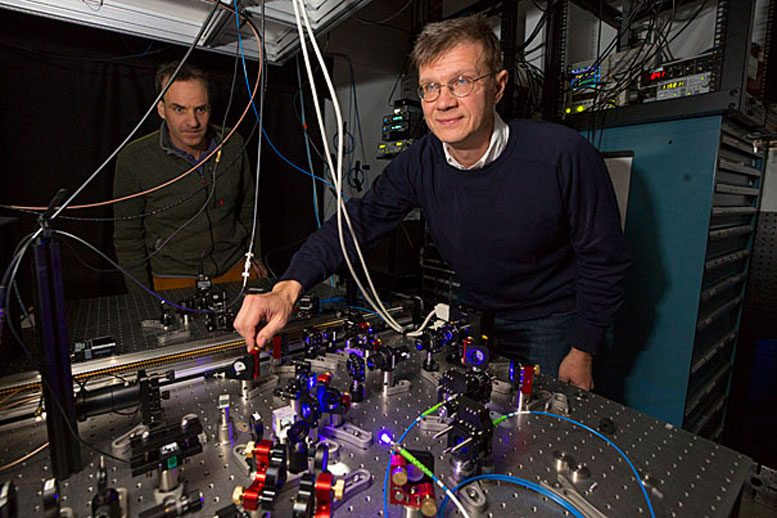 Scientists Create a Quantum Calculator