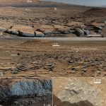 Scientists Describe Ancient Water Flows and Lakes on Mars