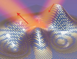 Scientists Develop an Ultrathin Invisibility Skin Cloak for Visible Light
