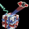 Scientists Discover How a Photon Beam Can Flip the Spin Polarization of Electrons