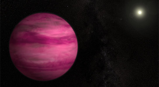 Scientists Discover Lowest Mass Exoplanet Around a Sun Like Star