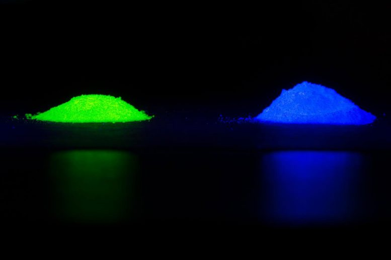 Scientists Discover New Inexpensive Material for LEDs