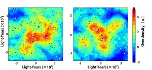 Scientists Doubt Relation Between Protoclusters and Quasars
