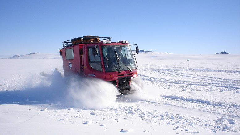 Scientists Embark on Extreme Antarctic Trek