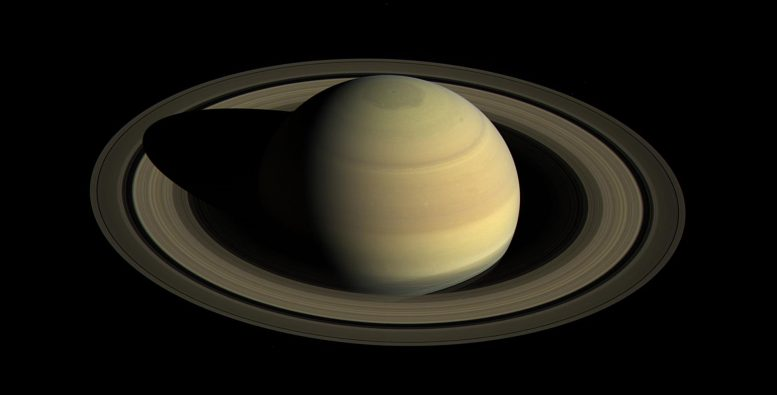 Scientists Finally Know What Time It Is on Saturn