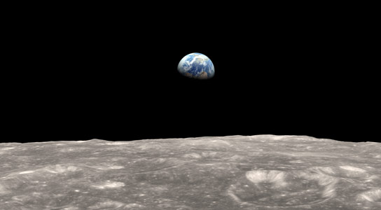 Scientists Measure the Deformation of the Moon