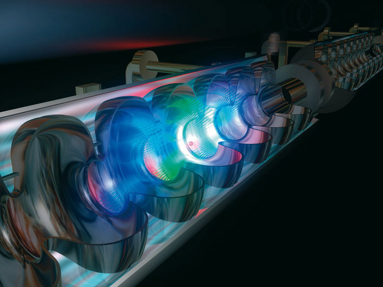 Scientists Narrow the Spectrum of the Pulses Emitted by X-Ray Lasers