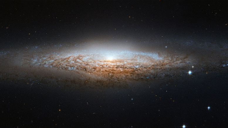 Scientists Provide the First Detection of Diffuse Hydrogen in a Halo Surrounding the Milky Way