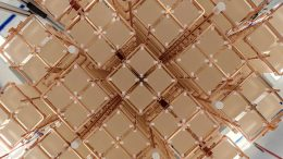 Scientists Report First Results from CUORE Neutrino Experiment