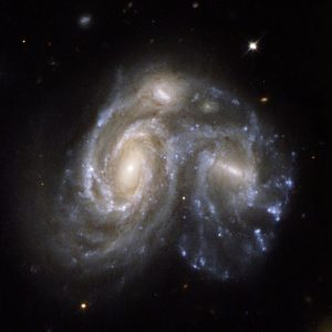 Scientists Reveal Massive Collision in Milky Way's Past