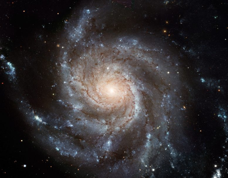 Scientists Reveal That All Galaxies Rotate Once Every Billion Years