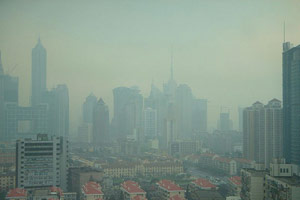 Scientists Shed Light on Key Component of Pollution in China