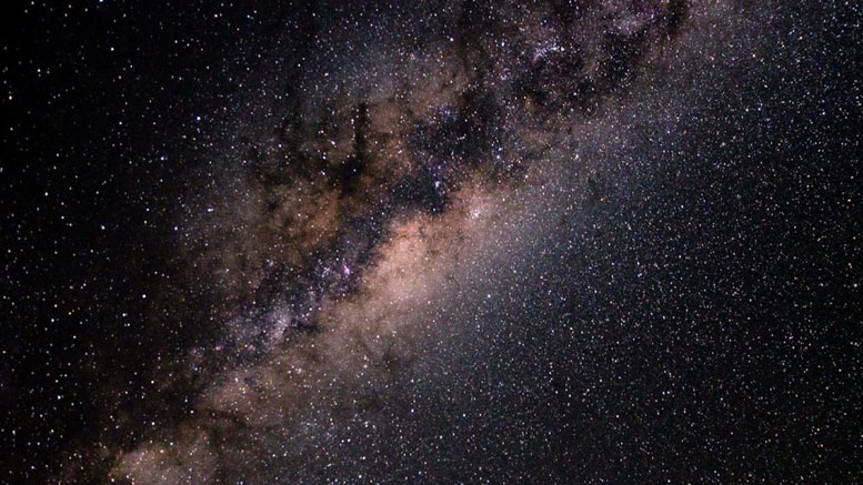 Scientists Solve Mystery of How Antimatter in the Milky Way Forms