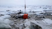Sediment-Rich Sea Ice in the Transpolar Drift Stream