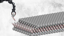 Self-Assembling Monolayer Based on Functionalized Buckyballs