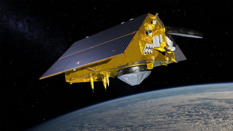 Sentinel-6 Spacecraft