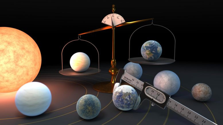 Seven Rocky Planets of TRAPPIST 1