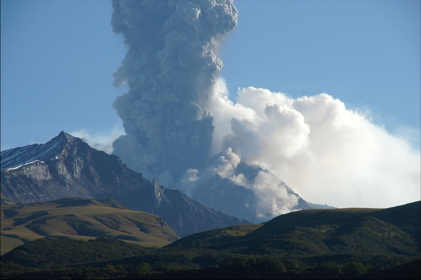 There's Lots of Water in the Most Explosive Volcano in the World