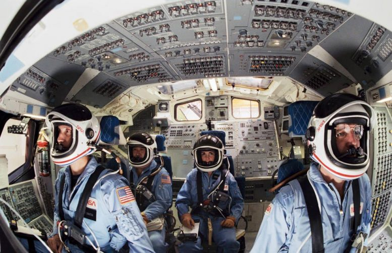 Shuttle Crew Compartment Trainer