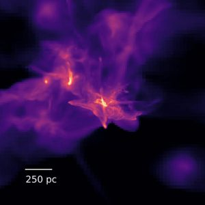 Signatures of Massive Black Hole Formation