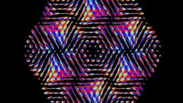Silicon Photonic Crystal Layer