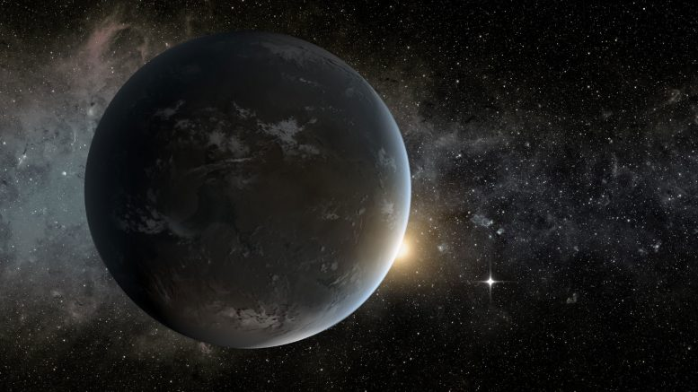Scientists Simulate Conditions Inside Super-Earths