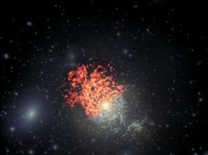 Simulated Galaxies Reveal New Evidence of Dark Matter