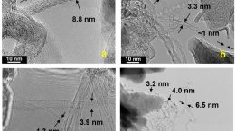 Single Walled Carbon Nanotubes Grown on Kaolin Sized Paper